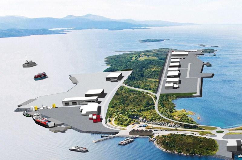 Hitra næringspark – norges største ett eller annet