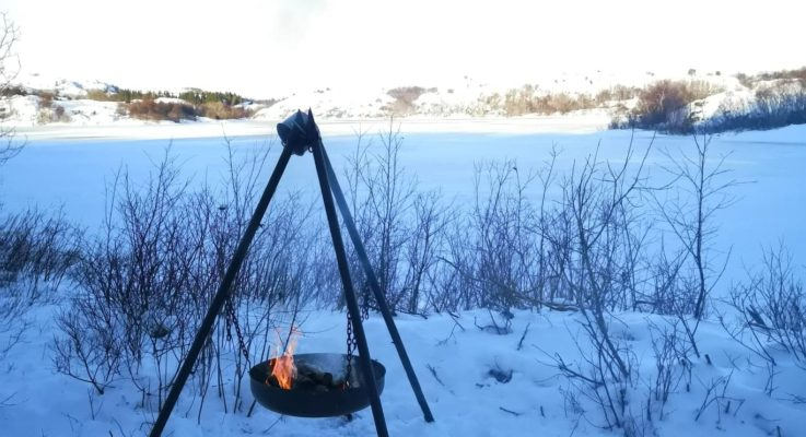 Skitur til Mastadvatnet i fantastisk vintervær!