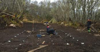 Arkeologi på timeplanen