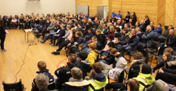 Elever og lokalt næringsliv møtes på felles arena