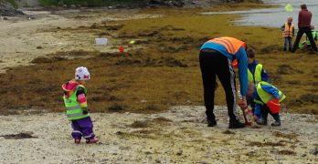 Velkommen til nytt barnehage,- og skoleår på Knarrlagsund oppvekstsenter