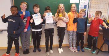 Hitra leser, lesekonkurranse for 3. og 4. trinn